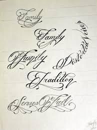 Tattoo Script 1 By Stevenworthey Tattoo Scripts Tattoo Script