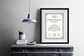 Corporate Certificate Template 30 Free Certificate Templates Templatemonster Com Medium