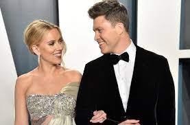 Scarlett Johansson and Colin Jost Gave ...