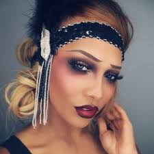 sonjadradelux mua makeup modern ombre 20s hair