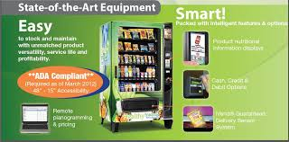 Vending Machine Nutrition Facts Custom Healthy Vending Machines For A Better Lifestyle VendingVending