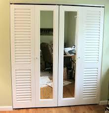 bifold mirror doors custom white mirrored closet doors bifold mirror doors