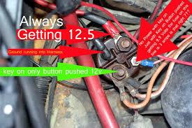 manual glow plug test ford truck enthusiasts forums 7.3 idi glow plug wiring diagram at 7 3 Glow Plug Wiring Diagram