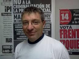 Juan Carlos Giordano, dirigente de Izquierda Socialista. - 286427523_944ae19