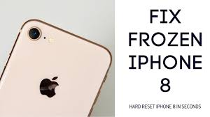 iphone 8 resetten