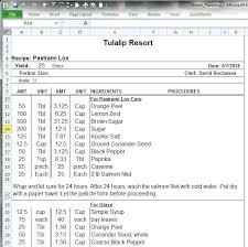 Catering Spreadsheet Template Allthingsproperty Info