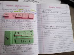 geometric sequences and series overview