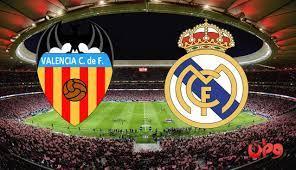 موعد مباراة ريال مدريد وفالنسيا والقنوات الناقلة في الدوري الإسباني | وطن  يغرد خارج السرب