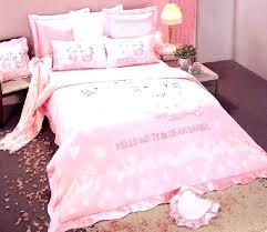 little girls twin bedding sets heart girl twin bedding sets