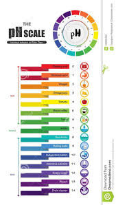 Alkaline Ph Chart The Ph Scale Universal Indicator Ph Color Chart Diagram