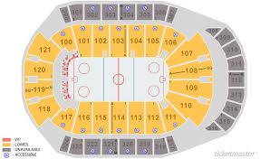 Jacksonville Veterans Memorial Arena Seating Chart Hockey Jacksonville Memorial Arena Concert Seating Chart