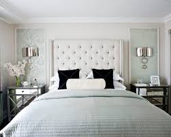Add Dimensions And Perspective To Your Bedroom With Mirrored Wallpaper Room Design Ideas