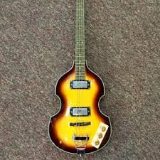 Johnson JJ-200-VS Viola Bass Sunburst | Reverb