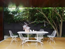 white iron garden furniture. Full Size Of Chair Wire Outdoor Chairs Eames Herman Miller Lang En Us Eames® Vintage White Iron Garden Furniture