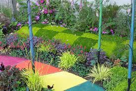 color garden. Fearless Color Gardens 2 Garden R