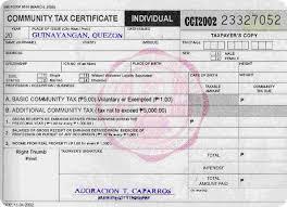 Tax Residency Certificate Trc