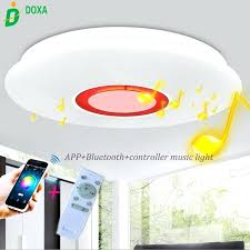 wireless ceiling lights wireless remote control app led ceiling light with controller modern led wireless
