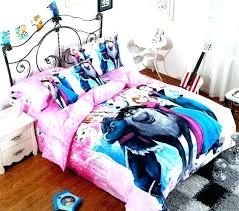 frozen twin bed in a bag frozen comforter set twin frozen twin bed comforter set frozen