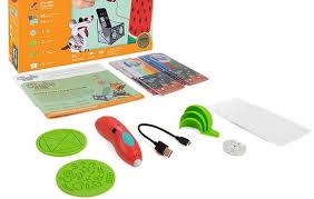 Стартовый набор с <b>3D</b>-<b>ручкой</b> для юного 3D-дизайнера ...