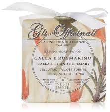 <b>Мыло</b> кусковое Nesti Dante <b>Gli Officinali Calla</b>-lily and Rosemary ...
