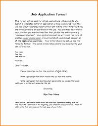 10 New Cover Letter For Applying Job Worddocx