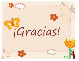 Tarjeta De Agradecimiento Diseño De Mariposas Y Flores