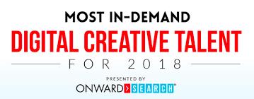 UX <b>Designer Tops</b> List of Most In-Demand Creative Talent   Onward ...