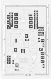 vauxhall astra 6th generation (astra j) 2013 fuse box diagram Insignia Fuse Box opel astra j (iv) bezpieczniki komora silnika insignia fuse box layout