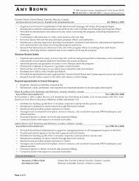 Resume Format For Administrative Assistant Sample Resume Format For Administrative Assistant Inspirational 13