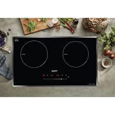 Bếp từ đôi cảm ứng KAFF KF-3850SL _ Hàng chính hãng