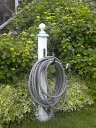 garden hose stakes. decorative-garden-hose-stakes garden hose stakes