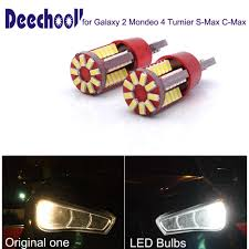 Ford Galaxy Lights Deechooll 2pcs Car Led Clearance Lights Bulb For Ford Galaxy