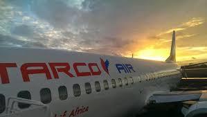 Image result for شركة تاركو للطيران ا