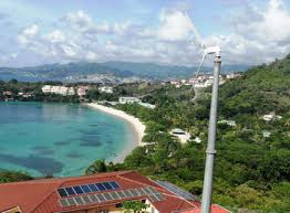 Grenada Climate Chart Reform Of The Electricity Sector In Support Of Grenadas