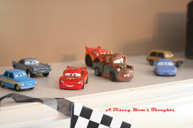 Cars Table Decorations A Disney Moms Thoughts Cars Birthday Decorations A Disney