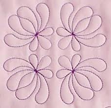 Free Machine Quilting Patterns | quilting designs by embroidery ... & Free Machine Quilting Patterns | quilting designs by embroidery machine  design set one quilting machine . Adamdwight.com