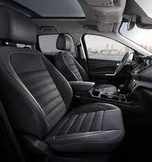 2018 ford escape interior. wonderful 2018 2018 ford escape titanium in charcoal black to ford escape interior