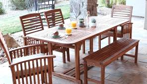 full size of teak outdoor dining table plans wooden patio wood round tables chairs furniture seats large