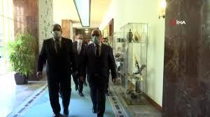 - KKTC Çalışma ve Sosyal Güvenlik Bakanı TBMM'de - Haberler Politika