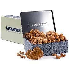 gourmet orted cashew gift set cashew brittle honey glazed roasted salted roasted