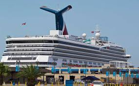 fog feud lingers over galveston s cruise business