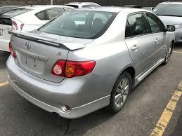 2010 Used Toyota Corolla 4dr Sedan Manual S at East Madison Toyota ...