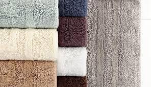 round gorgeous cotton bathroom rug fieldcrest sets luxury rugs kohls set purple and grey macys threshold