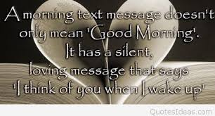 Good Morning Text Message Quotes Best of Good Morning Text Messages Quotes Wallpaper New HD Quotes