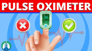 <b>Pulse Oximeter</b> - How to Use? How does <b>Pulse Oximetry</b> Work ...