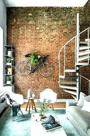 decorative brick wall bricks downtown charm in village exposed and interior ideas decorating brick wall