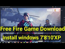 free fire games install
