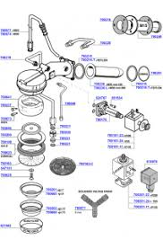 coffee machine parts. Unique Parts Cimbali  Group Head Solenoid Operated Throughout Coffee Machine Parts O