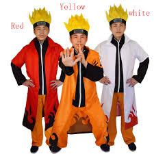 Áo Choàng Hóa Trang Nhân Vật Naruto Độc Đáo