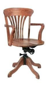 desk chair wood. Wooden Swivel Desk Chair Antique Office Pertaining To Awesome House Wood Designs . White